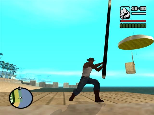 [ES] GTA San Andreas + Tutorial como poner mods + Mods. Ss_fish2