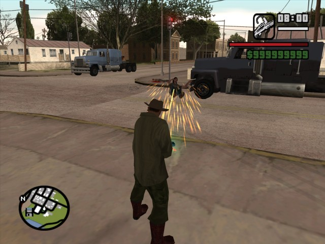 descargar misterix mod gta san andreas pc